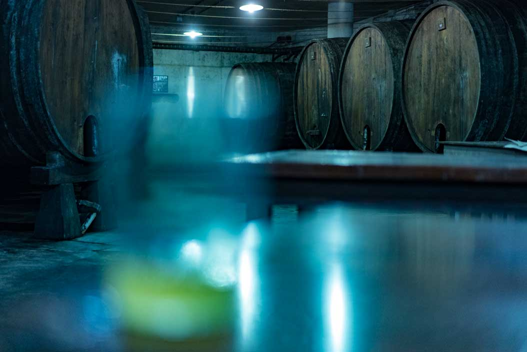 Cider Tasting Room San Sebastian Spain | Stories + Objects Global Travel Magazine