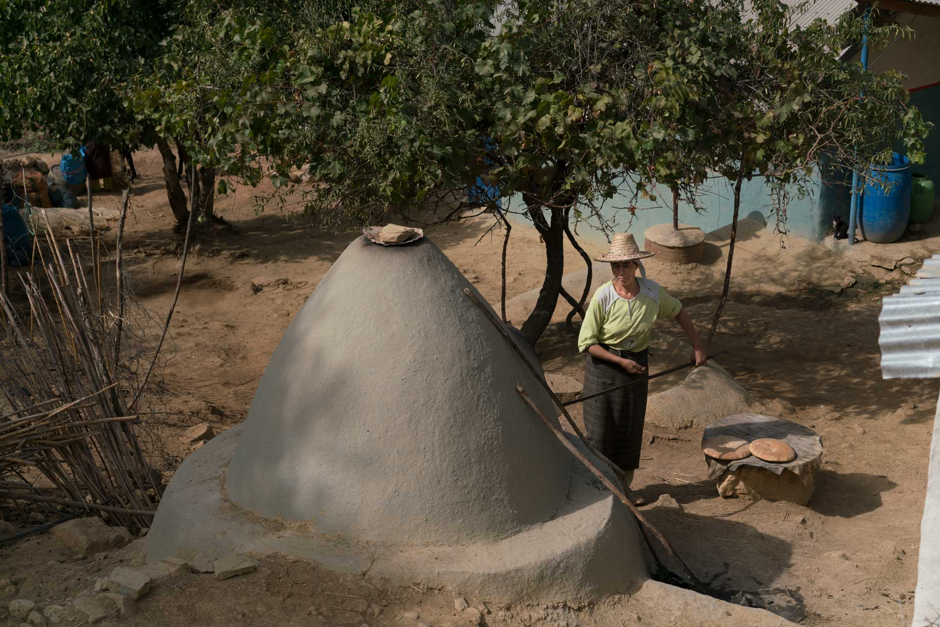 Stone Dome Oven In Beni Fouda, Morocco | Stories + Objects Global Travel Magazine