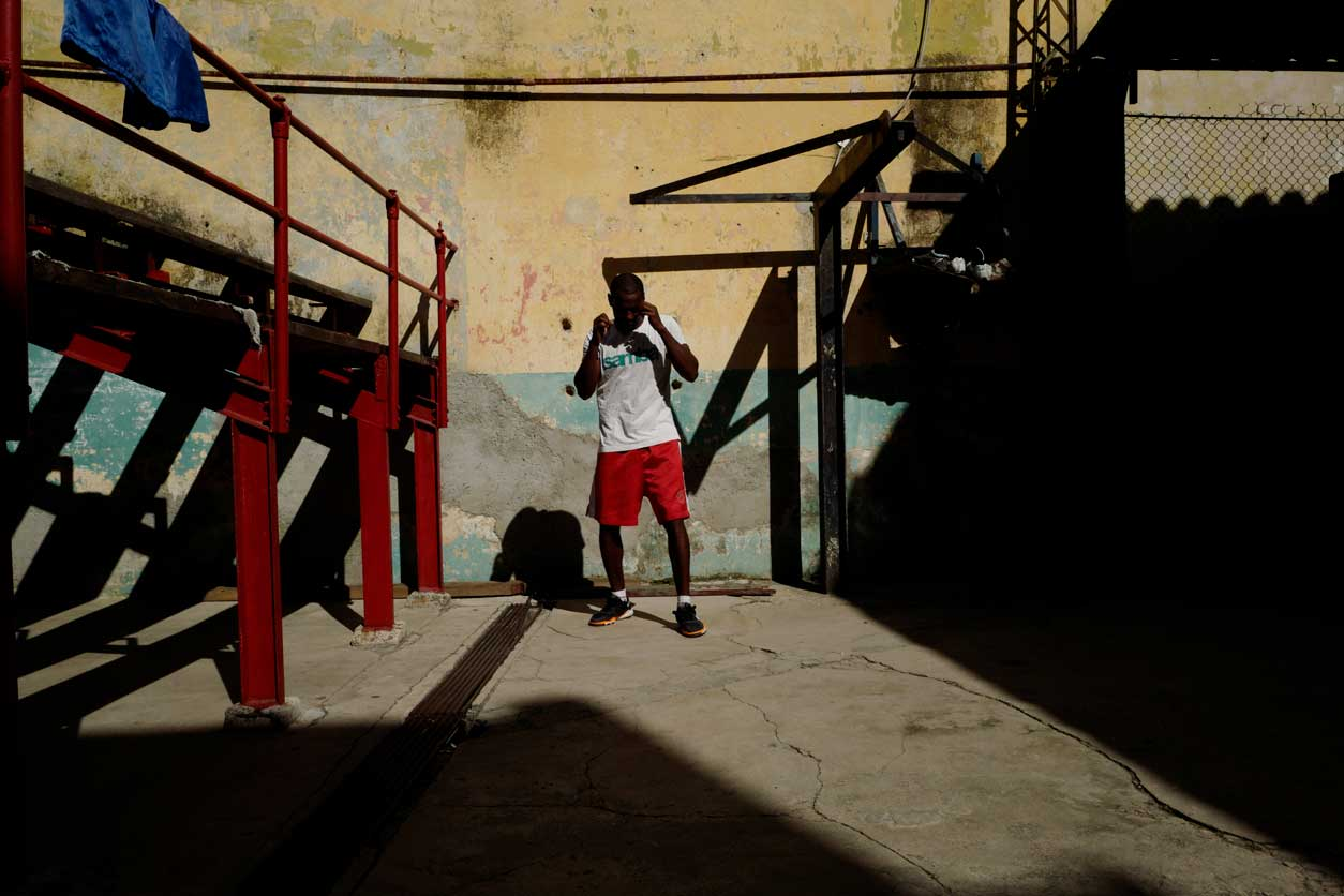 Boxing Gym In Havana, Cuba | Stories + Objects Global Traveler Magazine