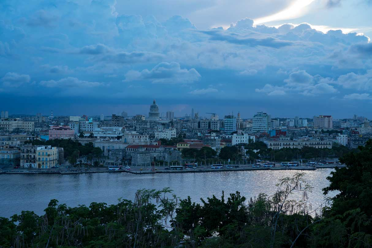 Havana Cuba Skyline | Stories + Objects Luxury Travel Magazine