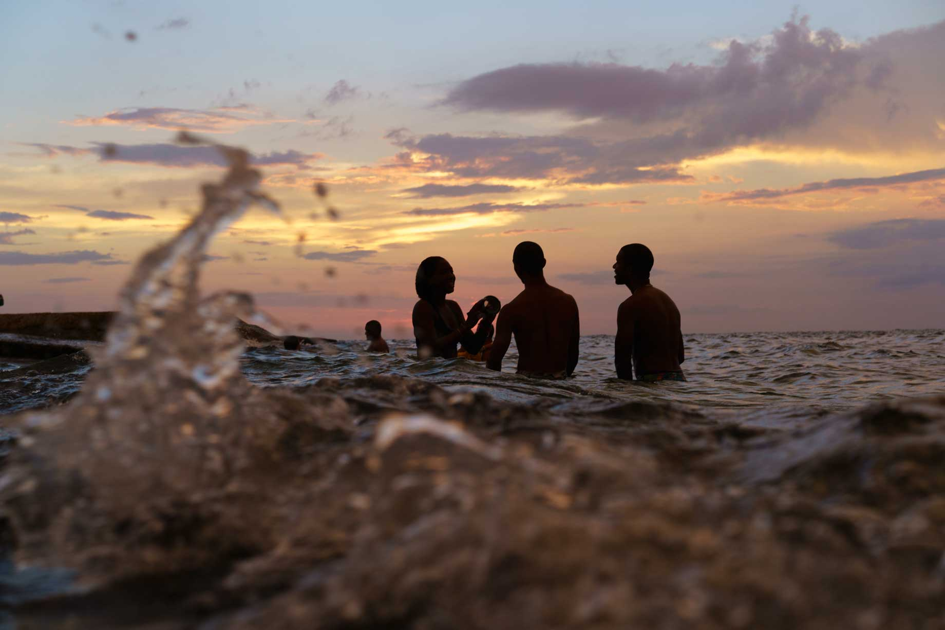 Sunset Swim In Havana Cuba | Stories + Objects Global Traveler Notes