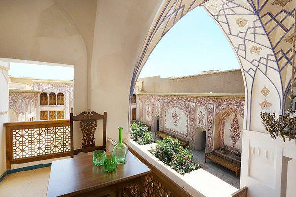 Saraye Ameriha Hotel Kashan, Iran | Stories + Objects International Travel Tips