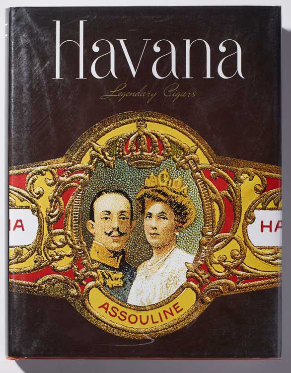 Havana Legendary Cigars Book By Charles Del Todesco | Stories + Objects Global Travel Tips