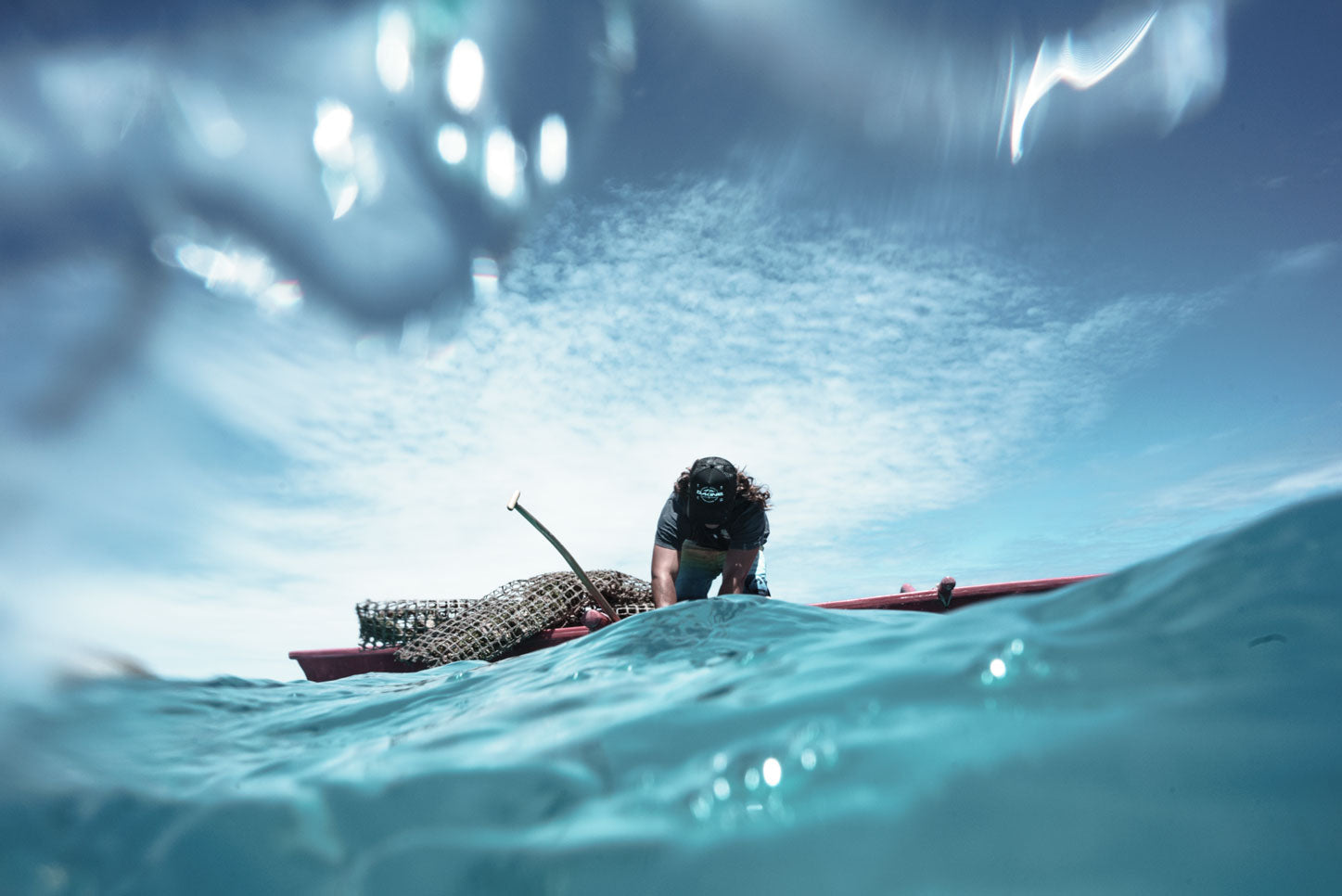 Harvesting Oysters In Tahiti | Stories + Objects Lifestyle Magazine