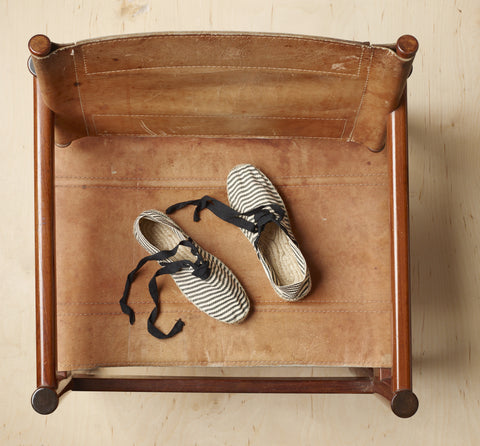 Espadrilles Shoes from Basque Country, | Stories + Objects Sustainable Fashion Gifts