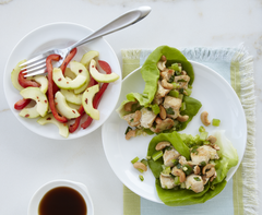 Low-Carb Lettuce Cups