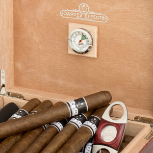 Why you should own a humidor even if you don't smoke cigars.