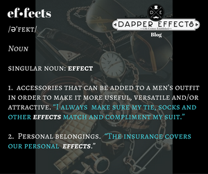 Dapper Effects: A Dapper Definition