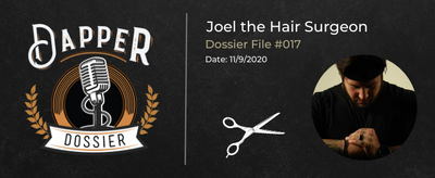DD017 - Joel The Hair Surgeon