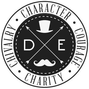 The 4C Dapper Culture: Character, Courage, Chivalry, Charity - DE03