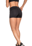 Essentials Short Tights - Black