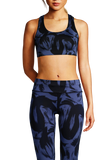 Casall Iconic Sports Bra - Sweeping Blue