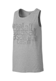 Focus Loose Tank - Grey Melange