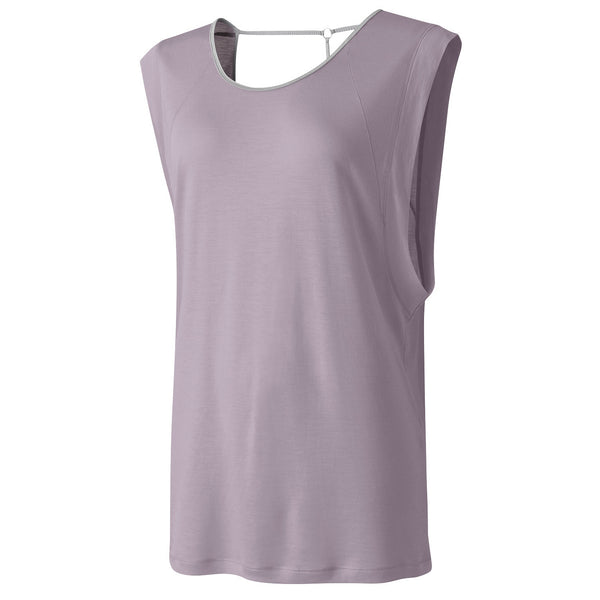 String Back Tee - Miracle Plum