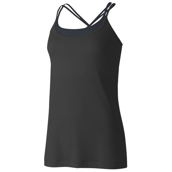 The Loose Strap Tank - Black