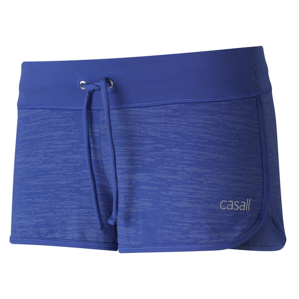 Structured shorts - Clarity Blue