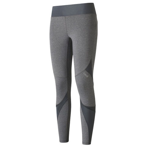 Brilliant 7/8 tights - Dk Grey Melange