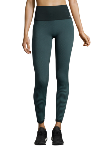 Casall Seamless Tights - Sage Green