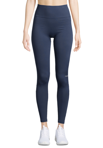Casall Open Structure Tights - Hero blue