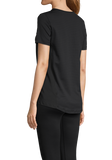 Casall Iconic Tee - Black