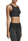 Casall Seamless Sparkle Sports Top