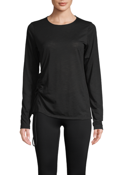 Casall Simply Stylish Long Sleeve - Black