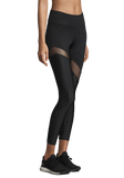 Casall Lux 7/8 Tights - Black