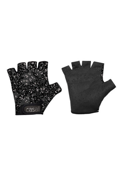 Casall Exercise Glove Style WMNS - Printed Grey