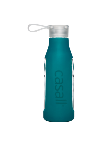 ECO Glass Bottle 0.6L - Pro Blue