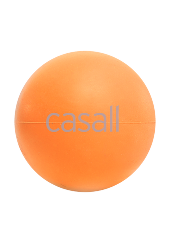 Casall Pressure Point Ball - Soft orange