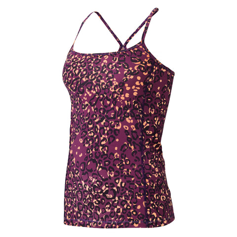 Casall Big Cat straptank - Plum