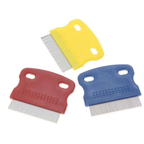 Fine Toothed Flea Removal Comb