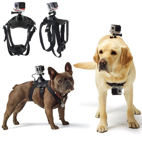 Harness Belt Mount Action Sport Camera chest strap leash