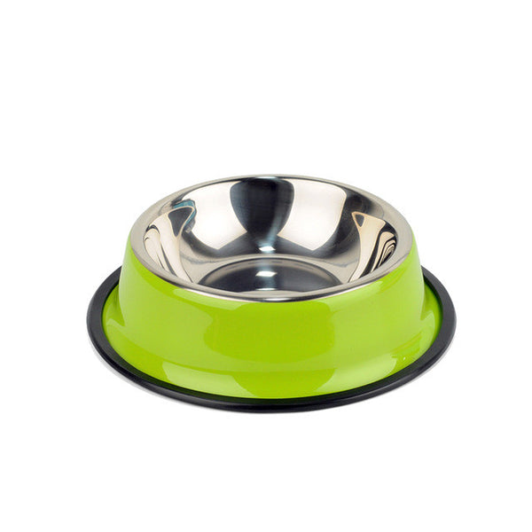 Stainless Steel Dog & Cat Food & Water Bowls S/M/L