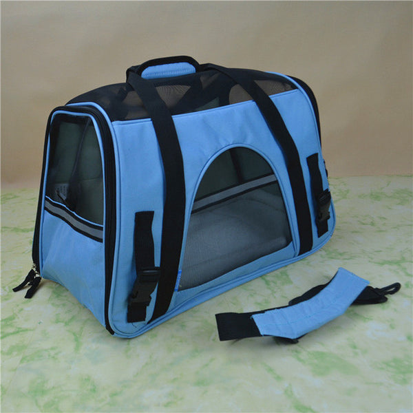 Portable Travel Backpack Carrier for Dog & Cat