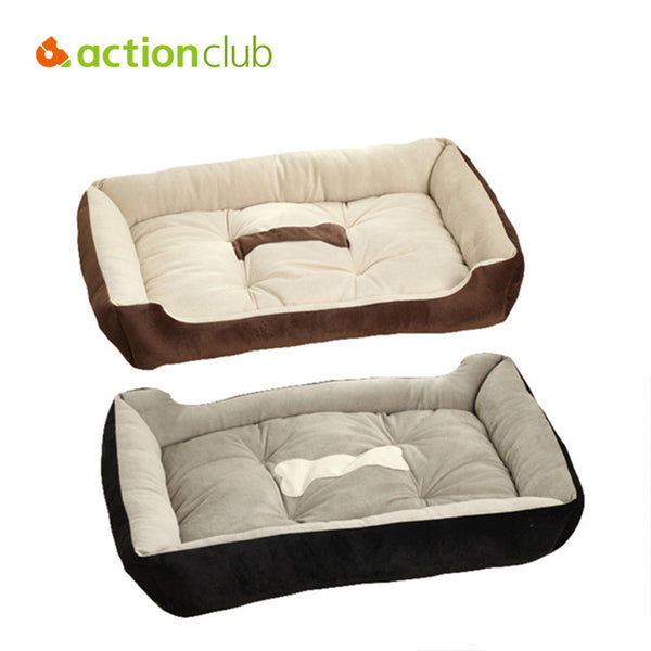 Cotton Bed for Dogs & Cats - 6 Sizes