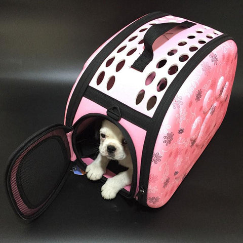 Adorable High Quality Dog & Cat Travel Carrier