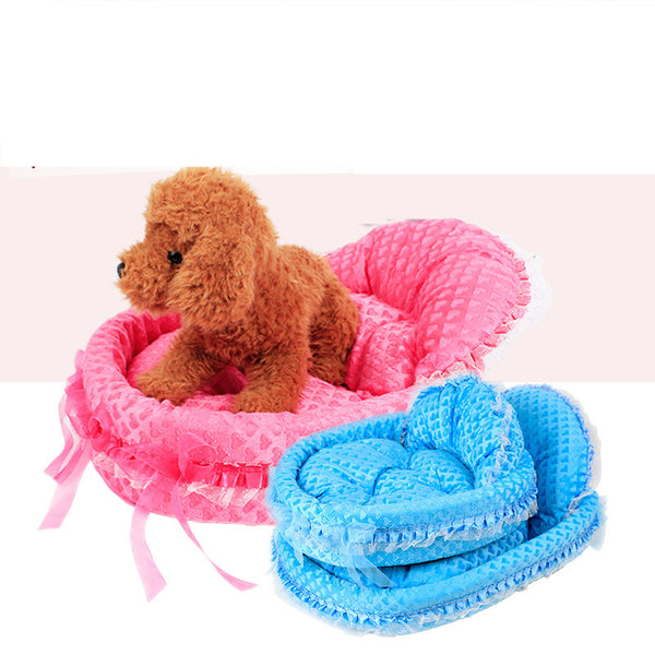 Warm & Cuddly Bed for Dogs & Cats