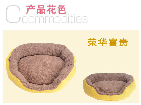 Colorful Bed for Dogs & Cats