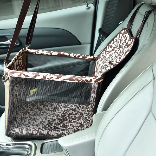 Travel Carrier for Dogs & Cats