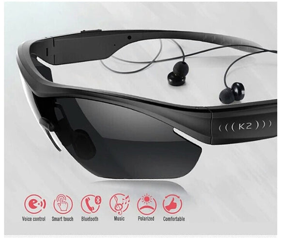 New touch smart glasses. With wireless technology - Ari's Fashion Imperium Ja - 1