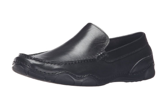 Kenneth Cole REACTION Men's De Tour Leather Slip-On Loafer
