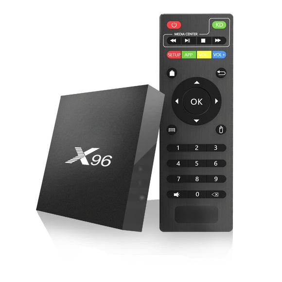 X96 Android box a
