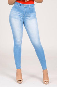 JUNIOR LUXE LIFT HIGH-RISE SKINNY JEAN
