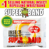 "Evergreen Research ""SuperBand"" Insect Repelling Wrist Band (pack of 5 ) - Aris-fashion-imperium-ja - 4"