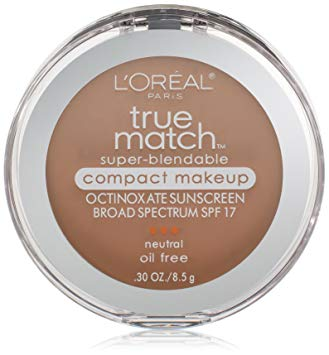 L'Oréal Paris True Match Super-Blendable Powder, Sun Beige