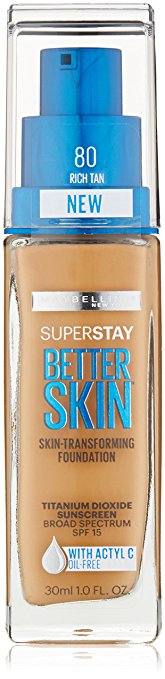 Maybelline New York Superstay Better Skin Foundation
