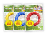 "Evergreen Research ""SuperBand"" Insect Repelling Wrist Band (pack of 5 ) - Aris-fashion-imperium-ja - 2"