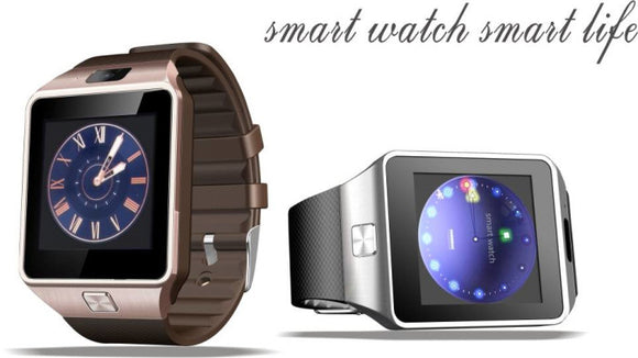 Smart Watch Phone Touch Screen Multilanguage Android Mobile Phone (JAM) - Aris-fashion-imperium-ja - 1