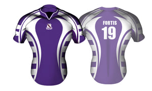 Champs sublimated Jersey's
